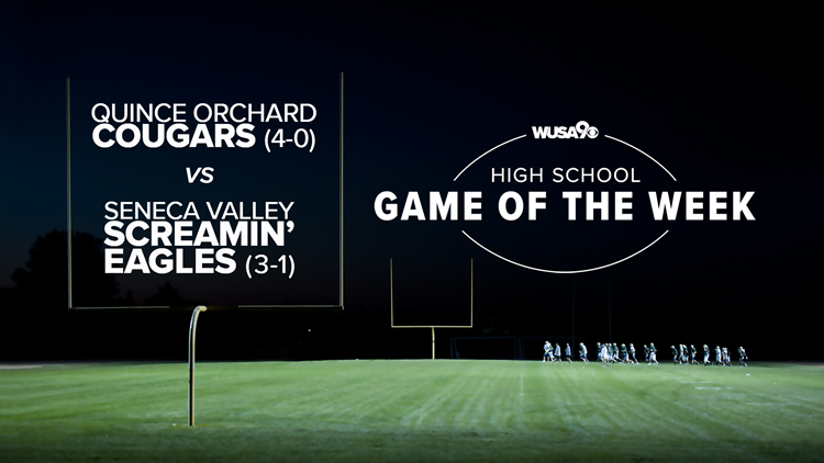 Game of the Week: Seneca Valley High School vs Quince Orchard High School