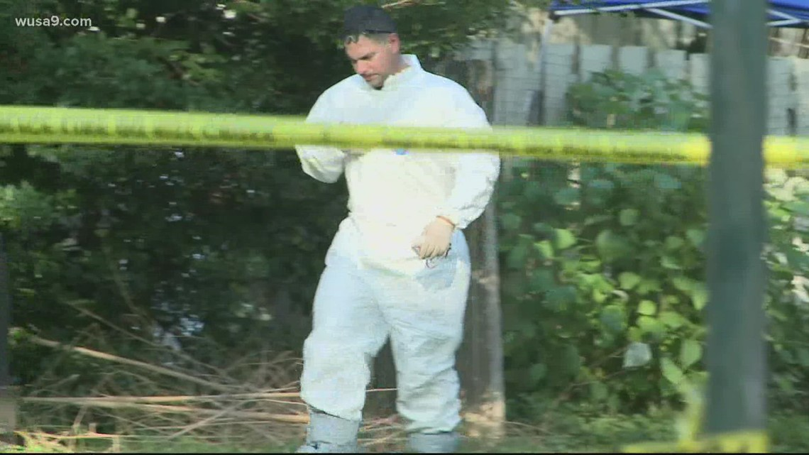 Missing man's body found at home in Fairfax County. Son suspected of killing him