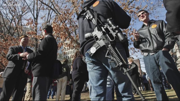 Virginia AG: Stay home. Don't come to Richmond | Arrested members of Neo-Nazi group 'The Base' planned to come to Va. pro-gun rally