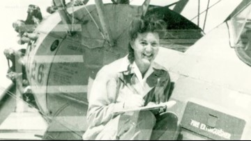 The fight to give women pilots veteran honors