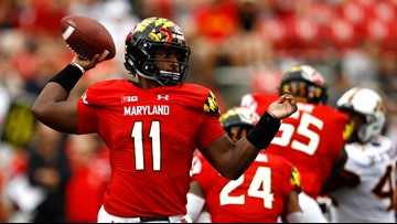 Former Maryland QB Kasim Hill transfers to Tennessee