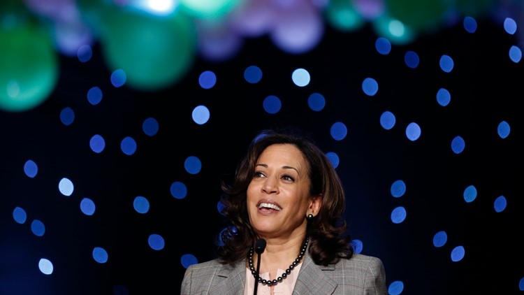 'This is a serious matter' | Kamala Harris is the first vice president-elect from a Black sorority and HBCU