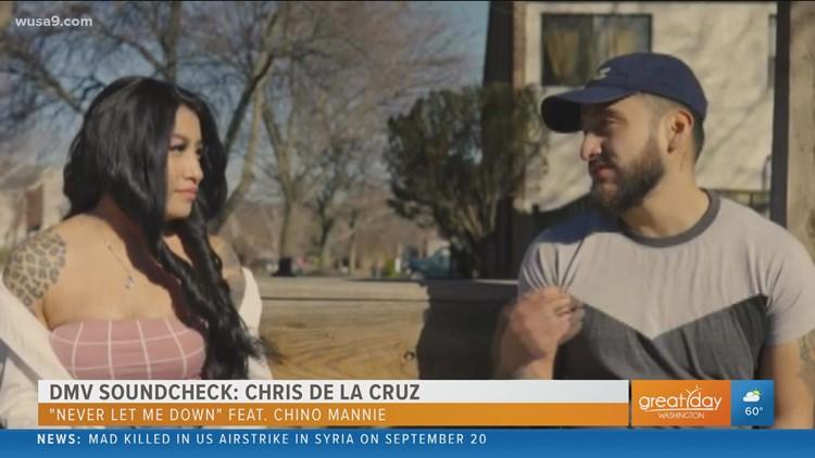 Chris De La Cruz has the spotlight in this week's DMV Soundcheck