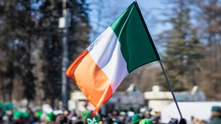 st patricks day ireland flag
