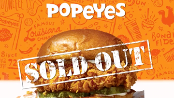 Will Popeyes REALLY make you a chicken sandwich if you bring your own bun?