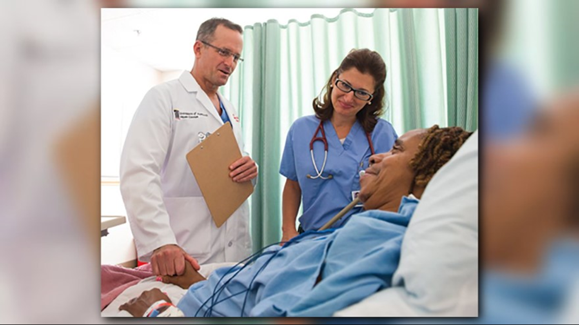 Leading cardiovascular care at University of Maryland Capital Region Health