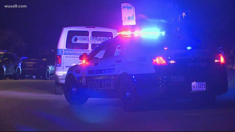 Prince George's County police investigating separate deadly shootings