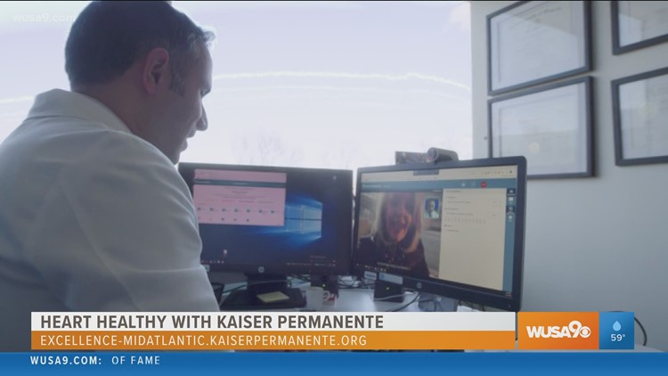 Cardiac rehab and remote monitoring with Kaiser Permanente
