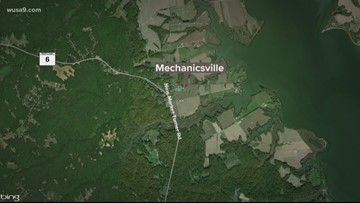 2 Labrador retrievers were decapitated then thrown into the woods in St. Mary's County