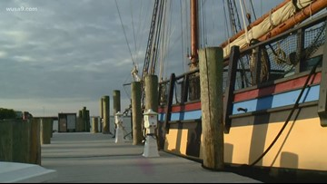 Alexandria's newest attraction: Tall Ship Providence