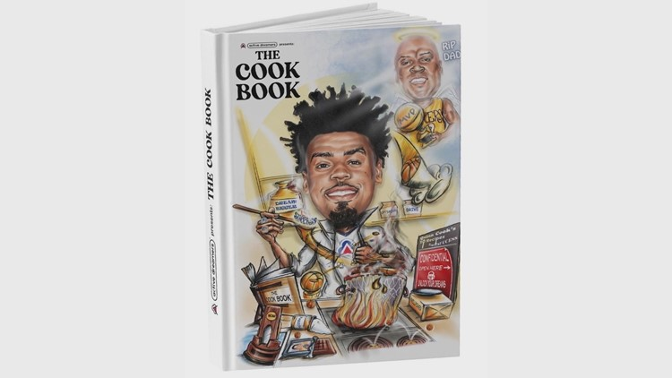 NBA Champion and DC native Quinn Cook releases his first children's book