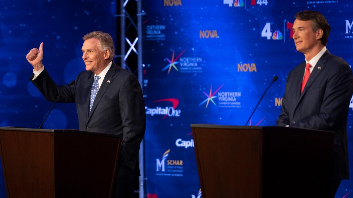Virginia gubernatorial candidates talk to Get Up DC following second debate