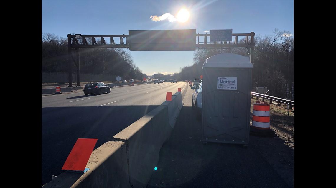 PHOTOS: Hidden speed camera on I-270