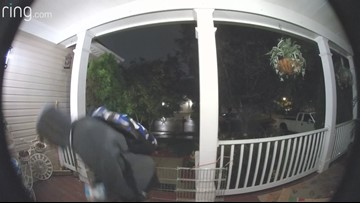 Package Theft in Germantown