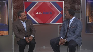 RAW: James Brown interview with Bruce Johnson