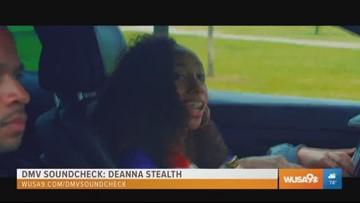 DMV Soundcheck: The lady MC and Hip Hop Artist Deanna Stealth