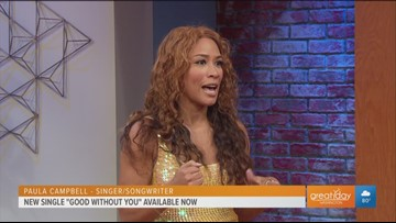 The 'First Lady of Baltimore' Paula Campbell performs her new single & gives love to her city