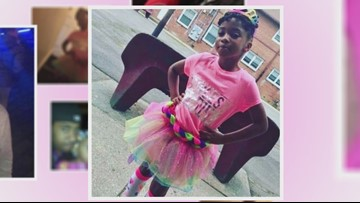 This 10-year-old girl was killed one year ago. She was shot in the heart after getting ice cream.