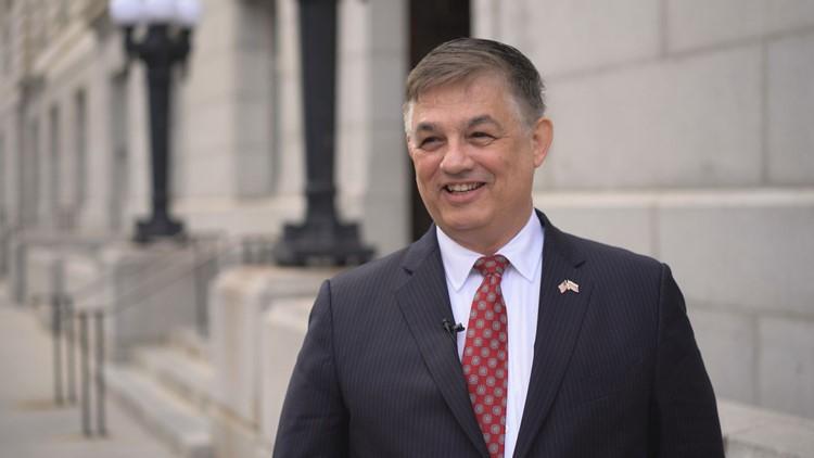DC CFO Jeff DeWitt