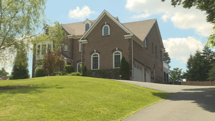 Kurtz Road Newport home