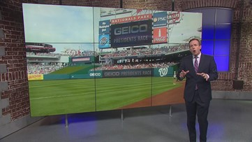 Meet the man behind your favorite Nats Presidents Race statistics