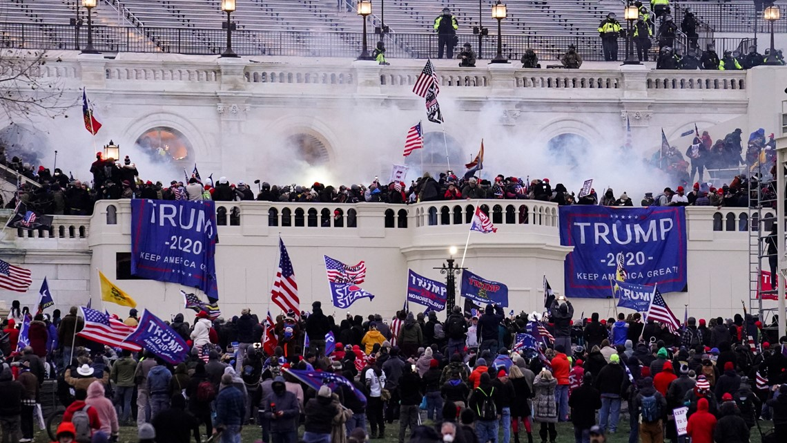 'Clear the Capitol,' Pence pleaded, timeline of riot shows