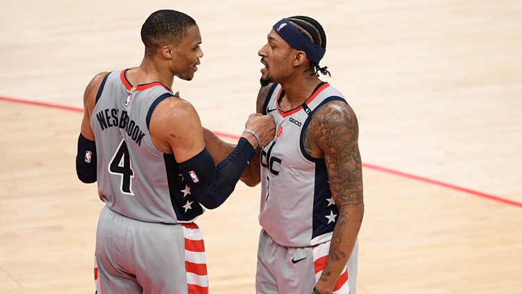 Wiz to face Celtics after beating Hornets for 8th in East