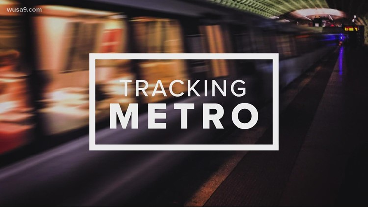 Metro closing Shady Grove, Rockville stations for maintenance