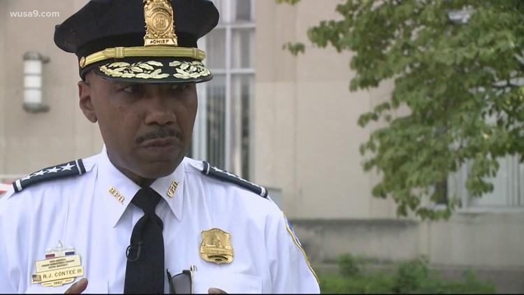 Nationals Park Shooting: DC Police Chief responds