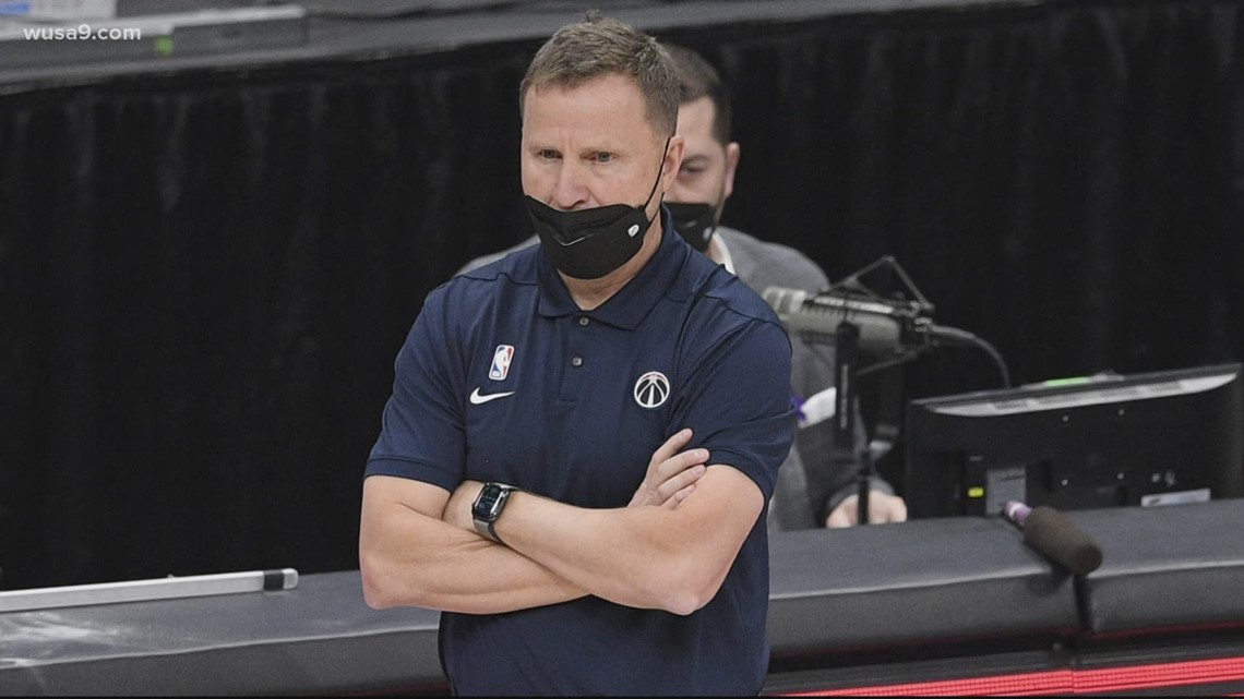 Washington Wizards fire coach Scott Brooks after 5 seasons