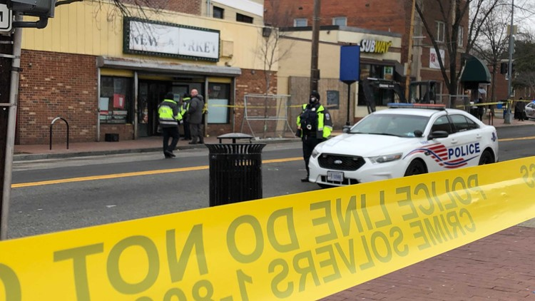 Virginia man arrested after 22-year-old killed in DC market shooting, 4 others injured