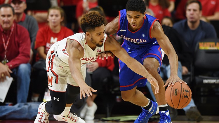 Sa'eed Nelson becomes American University's all-time leading scorer