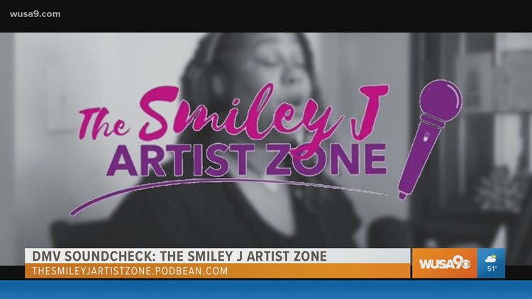 DMV Soundcheck:  The Smiley J Artist Zone