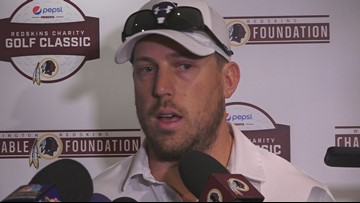 Redskins' Case Keenum: My job is to help this team win no matter what