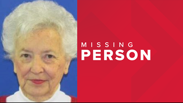SILVER ALERT: Missing 81-year-old Gaithersburg woman