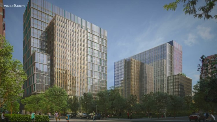 Virginia road projects ramping up for Amazon HQ2