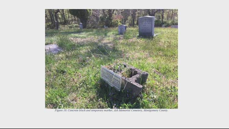'I don't know if they're buried there' | Proposed bill would preserve historic Black cemeteries