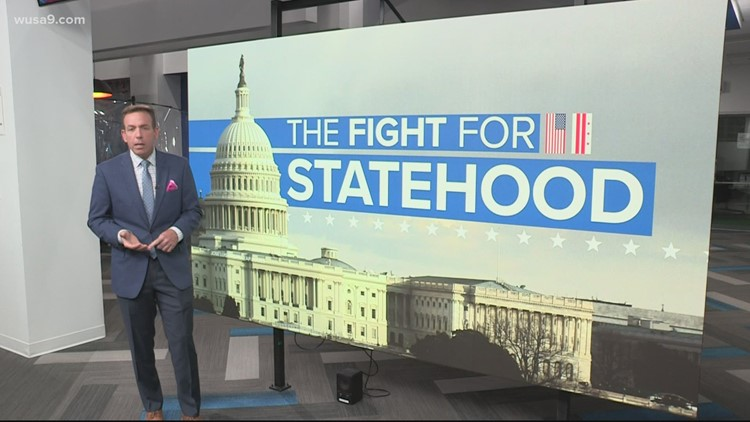 DC statehood: The latest and what you need to know