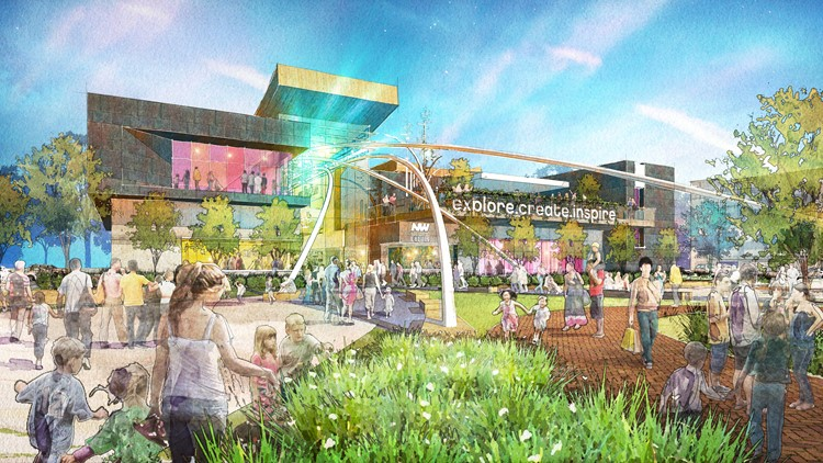 A world-class science museum is coming to Northern Virginia