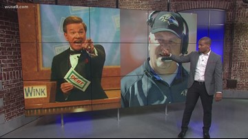 Ravens coordinator Wink Martindale will have playoff tickets for game show host Wink Martindale