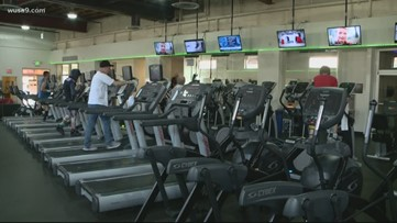 With gyms mandated to close in Maryland, what are those employees supposed to do?