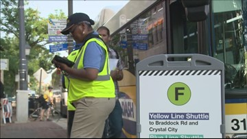 Metro makes changes to shuttle bus service