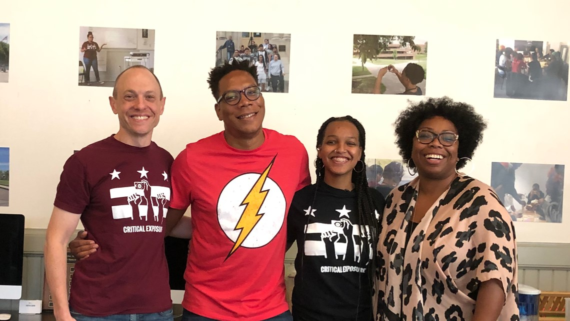 Get Up DC gives $1000 to Critical Exposure