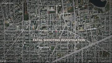 Police investigate homicide on U street