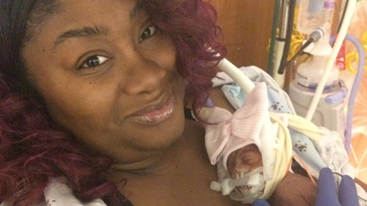 'We deserve better' | Mother pushes for change after near-death experience during childbirth
