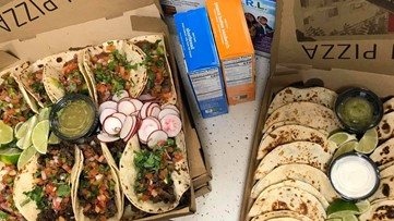 'If you're going to go down, go down doing something good for the community'   Virginia restaurant owner delivers free meals to elderly