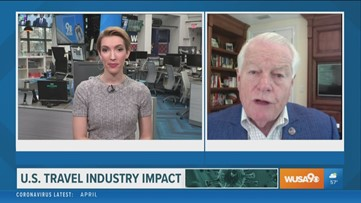 U.S. travel industry rep urges quick action to save struggling companies and small businesses