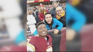 #Selfiegate: Opinions split on Dwayne Haskins' selfie