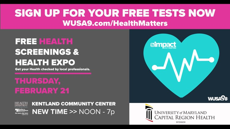 Impact: Health Matters Expo