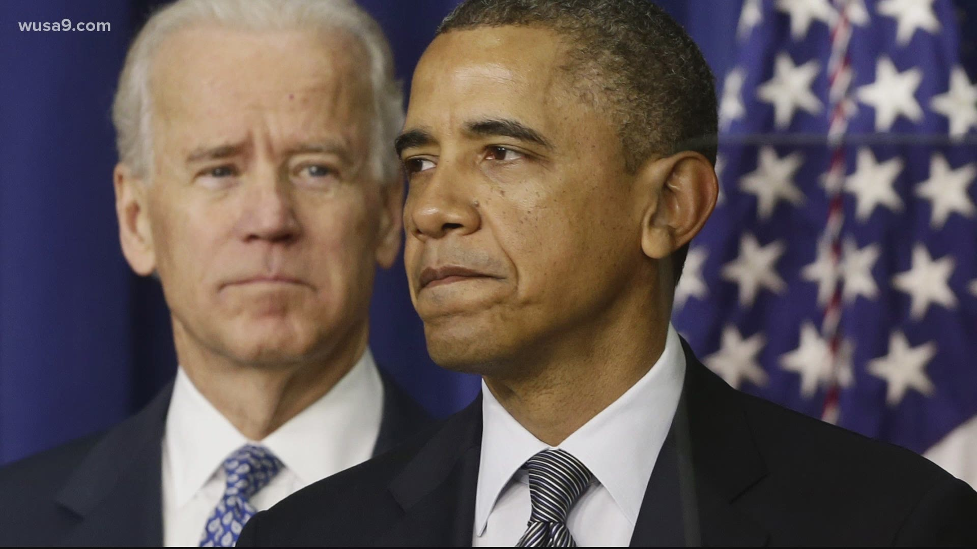 VERIFY: No, President Barack Obama can not serve as Biden's VP | wusa9.com